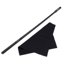 Woodwind Instruments Accessory Cleaning-Sticks for Flute Cleaning Rod with Cloth for Flute Flute Cleaning Kit