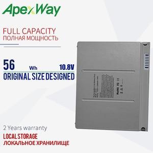 """Image 1 - 56WH ノートパソコンのバッテリー A1175 apple の MA348 MA348 */MA348G/a macbook pro の 15 """"A1150 a1260 MA463 MA463LL MA464 MA600 MA601"""