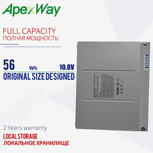 """56WH Laptop Battery A1175 For Apple MA348 MA348*/A MA348G/A for MACBOOK Pro 15"""" A1150 A1260 MA463 MA463LL MA464 MA600 MA601"""