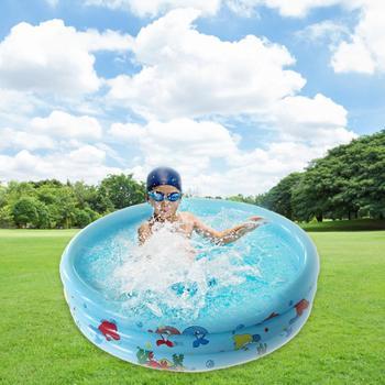 Children's Inflatable Pool Baby Swimming Pool Playing Fishing Pool Ocean Ball Pool Portable Children's Inflatable Pool бассейн для детей inflatable pool 2015 96 65 28 swiming pool