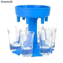 Диспенсер и держатель для стаканов 6 вариантов использования