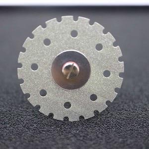 Image 4 - מעבדת שיניים יהלומים כפול צדדי זגזג דיסק חיתוך שיניים חיתוך טיח דיסק גלגל שיניים מעבדת כלי