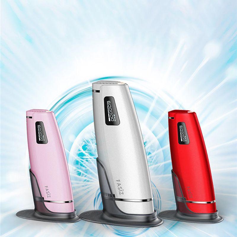 Laser épilation permanente Flash rapide Intense pulsée lumière IPL Bikini tondeuse