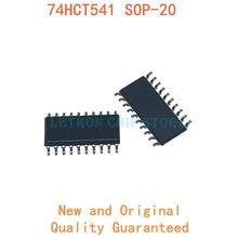 Jeu de puces IC d'origine, nouveau et original, 10 pièces, 74ht541 SOP-20 5.2MM SOIC-20 SOIC20 SMD