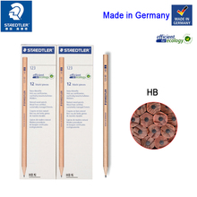 STAEDTLER 123 60 High-quality wood HB pencils office & school stationery supplies 12pcs/lot