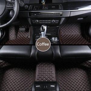 Image 2 - ZRCGL için Özel Araba kat mat Mitsubishi Tüm Modeller pajero grandis outlander galant Lancer ex ASX lancer pajero spor