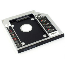 12.7mm sata 2nd hdd disco rígido caddy para hp pavilion dv3 dv4 dv6 dv7 dv8 series(China)