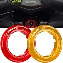 Switch-Cover Motorcycle T-Max Tmax530 Protector Ring Yamaha for Ignition New-Arrival