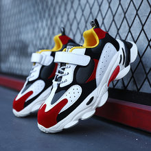 Spring autumn Boys Girls Sneaker Casual Fashion Shoes Non-slip Children Sport shoes(China)