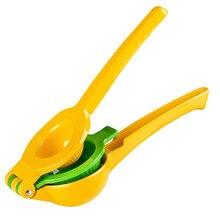FenKicyen – presse-citron en plastique, accessoires de cuisine, Gadget presse-citron manuel pour outils d'extraction de fruits et oranges