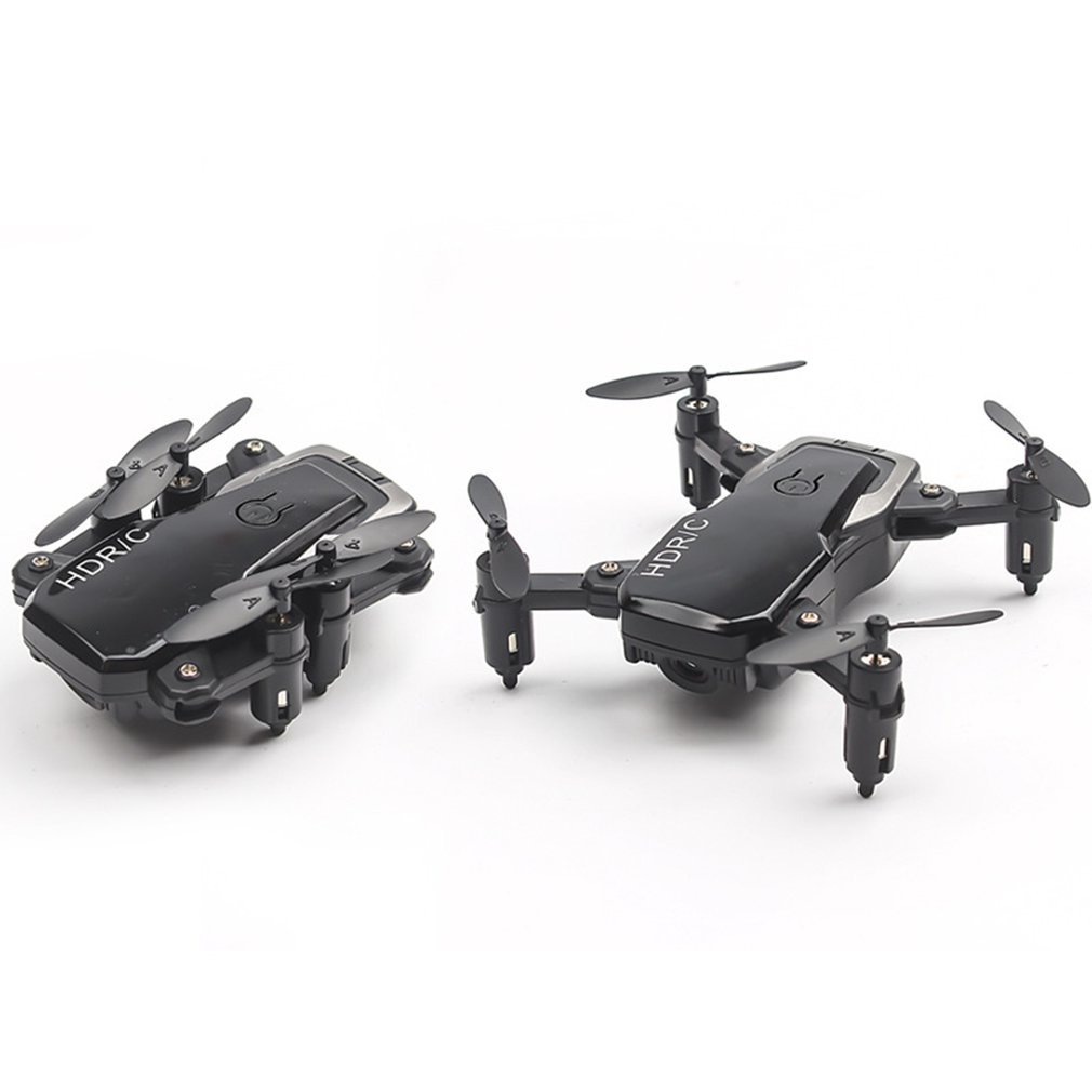 D2 Mini Folding Drone Remote Control Aircraft Without Camera High Hold Mode Foldable Arm RC Helicopter