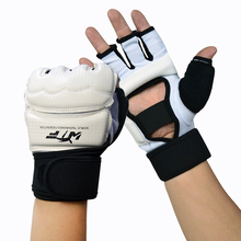 Protect-Gloves Kickboxing Boot-Palm-Protector Foot-Guard Ankle-Support Fighting Adult