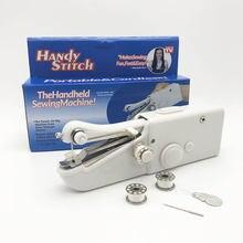 Мини швейная машина Ручное шитье многофункциональное носовых