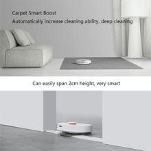 Roborock S55 S50 XIAOMI Mi Robot Vacuum Cleaner 2 CE WIFI APP Smart Planned Automatic Cleaning for your Home Sweep Wet Mop robot