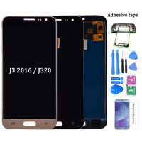 LCD For Samsung Galaxy J3 2016 J320 J320A J320F J320P J320M J320Y J320FN LCD Display Screen Touch Digitizer