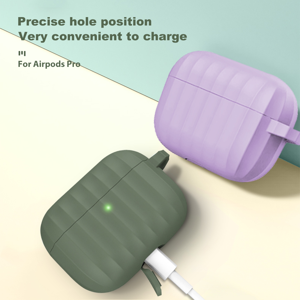 Anti-drop Silicone Case for AirPods Pro 2