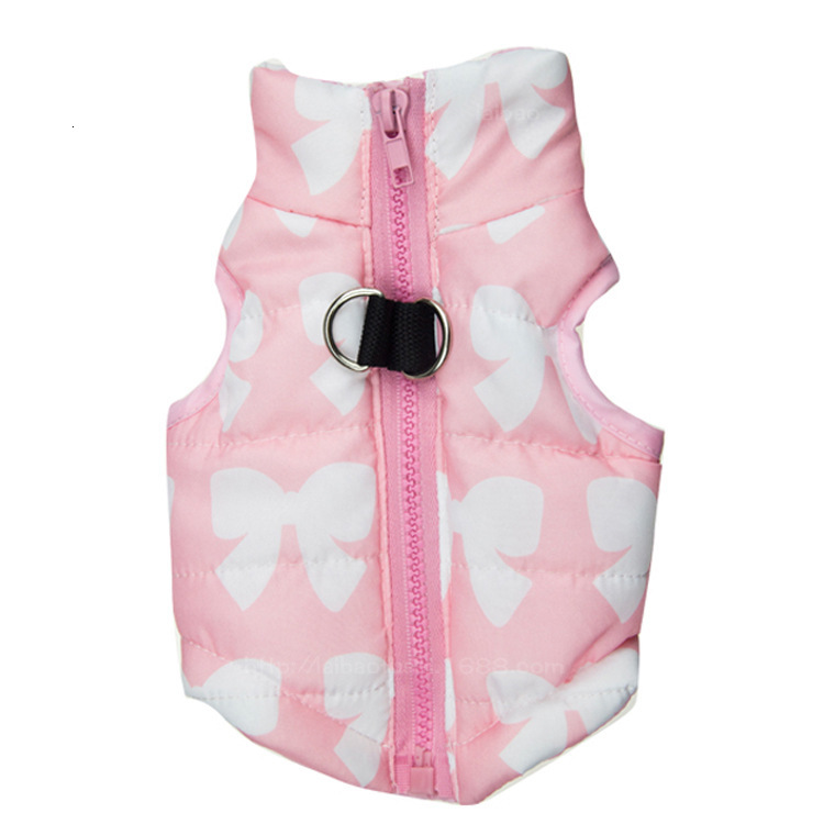 Waterproof Dog Jacket and Warm Pet Clothing with Zipper Design 19