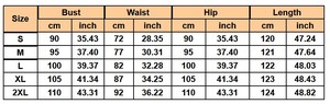Image 5 - African Dresses For Women Elegent Fashion Style African Women Plus Size Polyester Long Maxi Dress