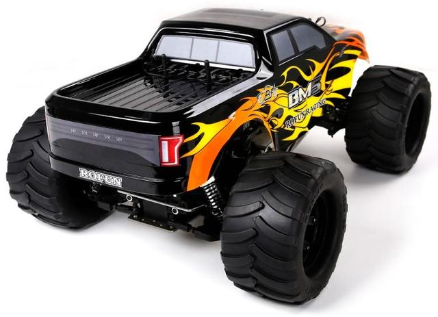 Rovan ROVAN BM5 290 1/5 RC gas powered Monster truck with 29cc 2 stroke gas engine