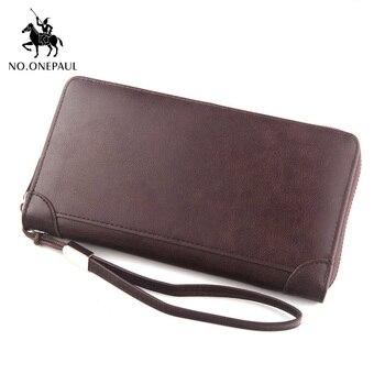 NO.ONEPAUL Casual Zipper Wallets 2