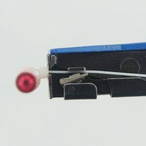 Image 4 - لقط وقطع أدوات تثبيت كماشة كابل خاص لكابلات النايلون مع حافة عالية الجودة البنادق من 2.2 مللي متر إلى 4.8 مللي متر