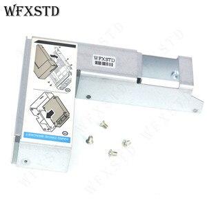 Image 4 - Soporte de bandeja HDD Caddy para DELL R420, R430, R510, R520, T620, R710, R730, 09W8C4, adaptador de tornillo, novedad de 10 Uds.