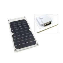 5V 10W Portable Solar Charging Panel Lightweight Solar USB Charger For Solar Survival For Outdoor Mobile Smartphones sc 10w 10w mobile solar charger power bank usb 5v