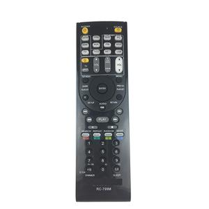 Image 4 - New Remote Control RC 799M Fit For Onkyo TX SR507S RC 737M/ RC 834M / RC 765M TX NR414 TX NR515 TX NR717 TX NR828