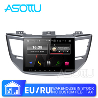 Asottu HY304 android 9.0 PX30 car dvd for Tucson ix35 player gps navigation raido video audio player car 2 din