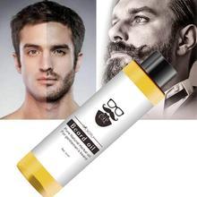 Beard-Oil Moisturizing Organic Beauty Growth-Lasting Natural Thick 30ml D1O0 Anti-Flaking
