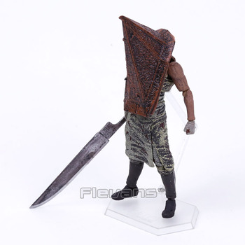 Figma SP055 Silent Hill Red Pyramd Thing / SP061 Bubble Head Nurse PVC Action Figure Collectible Model Toy 4