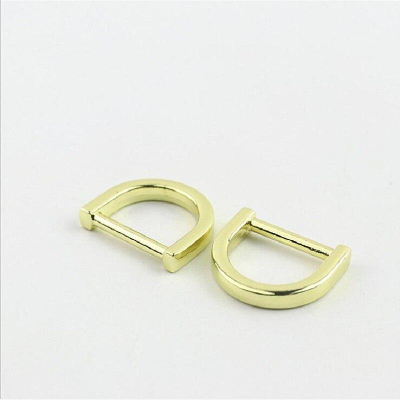 anel saco de corrente alça de ombro link fivela
