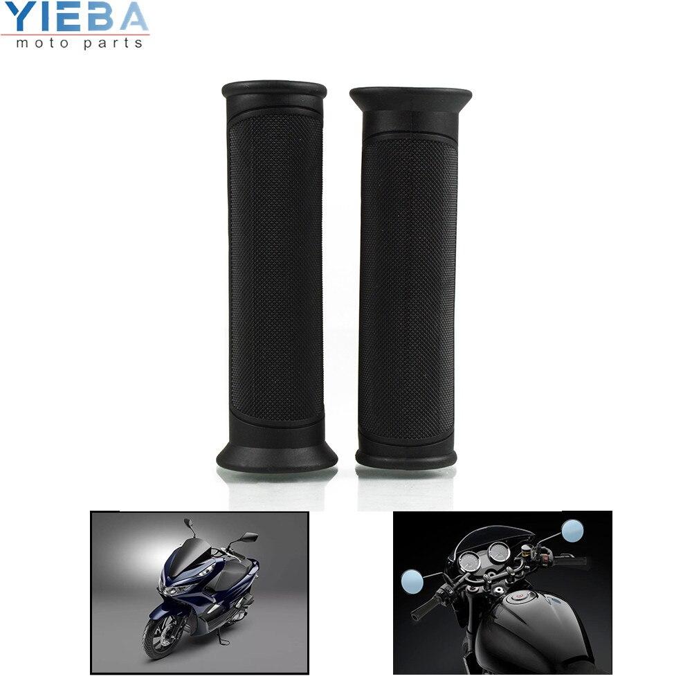 Rubber Motorcycle Accessories Handlebar Handle Bar FOR HONDA 250 600 900 CB400 VTEC400 CB-1 VTR250 MSX125 Benelli yamaha bmw