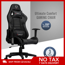 Furgle Office Chair Swivel Gaming Chair Computer Chair with High Back Game Chairs PU Leather Seat for Office Chair Furniture cheap CN(Origin) Executive Chair Lift Chair Swivel Chair Commercial Furniture Office Furniture Synthetic Leather 800mm 52 x28 x21