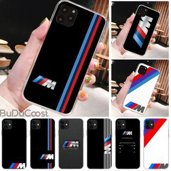 Riccu Top car BMW Phone Case for iPhone 11 pro XS MAX 8 7 6 6S Plus X 5S SE XR cover image