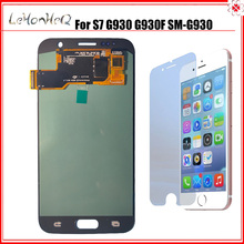 OLED LCD For samsung galaxy S7 LCD Screen with digitizer assembly For samsung S7 LCD Display G930F G930 SM G930