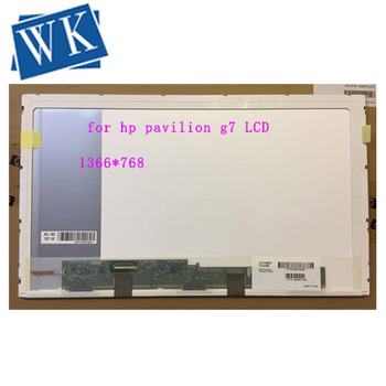 17.3 inch lcd matrix for hp pavilion g7 laptop lcd screen 1600*900 40pin