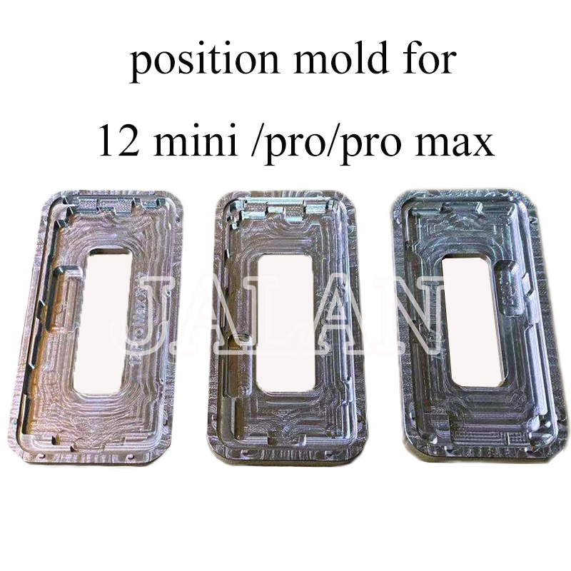 Latest Collection Of 2020 Newest Location Mold For Ip 12mini 12pro 12promax Lcd Screen Glass Oca Alignment Positioning Laminate Repair