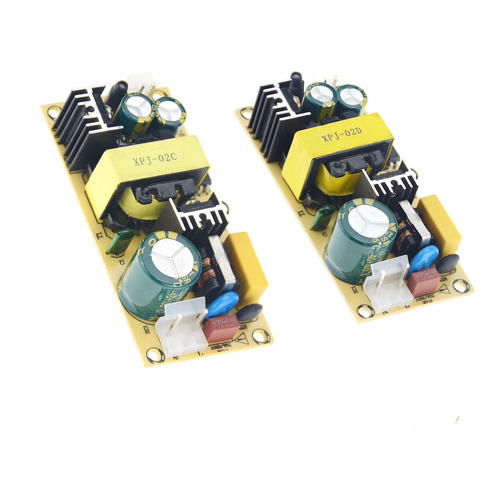 1PCS AC-DC <font><b>12V</b></font> 3A 24V 1.5A 36W Switching <font><b>Power</b></font> <font><b>Supply</b></font> Module Bare Circuit 220V to <font><b>12V</b></font> 24V <font><b>Board</b></font> For Replace Repair 12V3A 24V1.5A image