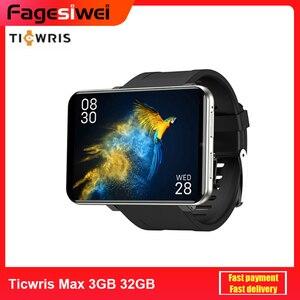 Ticwris Max 4G Watch Phone