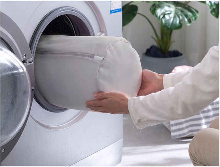 1 Pc Waszakken Kleren Wassen Machines Mesh Grijs Waszak Set Beha Ondergoed Organizer Bag Wassen Lingerie Beschermen