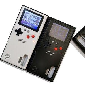 Image 1 - Caso del gioco Per Samsung Galaxy Note 10 Note10 + Retro Della Copertura Completa di Display Game Boy Cassa Del Telefono Per La Nota della Galassia 10 più di 36 giocare