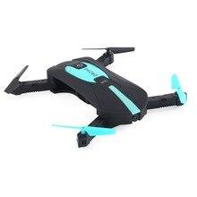 JUN YI TOYS JY018 Camera 2.4GHz 6-Axis Gyro Wifi FPV Foldable Selfie Pocket Drone G-Sensor Altitude Hold