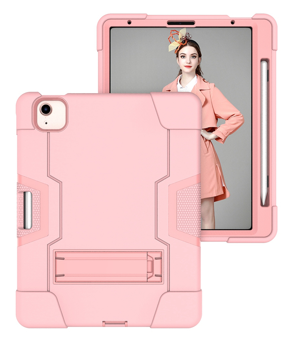 Rose Gold Orange For Apple iPad Air 4 4th Gen 10 9 inch 2020 A2324 A2072 Case Shockproof Kids
