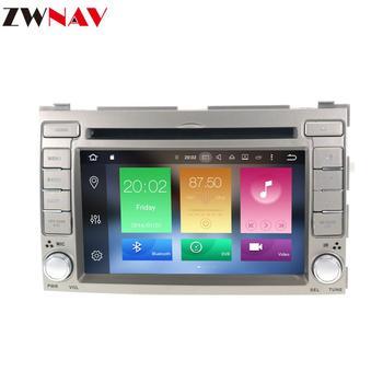 Reproductor multimedia 2 Din GPS para coche, Android 9,0, para Hyundai I20 2008-2013, reproductor estéreo para coche, Radio, navegación GPS, Audio, Unidad Central BT