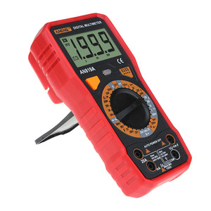 Image 5 - Aneng AN819A Digitale Multimeter Ac/Dc Spanning Ampèremeter Capaciteit Weerstand Triode Tester Current Meter + Crocodile Clips