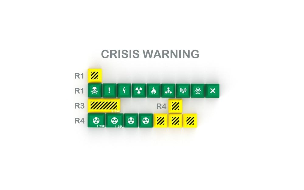SA CRISIS CRISIS WARNING