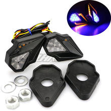 Diamond модель мотоцикл сигнал поворота светильник бак мотоцикла