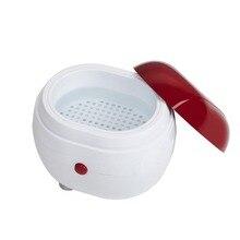 Переносной Ультразвуковой очиститель стиральная машина бытовая Ювелирная линза часы зубные протезы Чистящая машина шайба Чистящая коробка