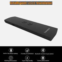 T6 Easy Trans Smart Language  Portable Two-Way Real Time Translator Instant Voice Speech BT 28 Languages+APP Hot Translator portable 41 languages smart voice translator 2 4g wifi real time language translator multilingual interpreter russian traducto